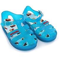 Sandale d'acqua, per bambino e ragazzo, Scarpe da spiaggia, motivo: Disney, versione del 21 a 26