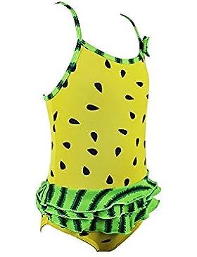 Mädchen Wassermelone Badeanzug - 2 Farben zur Auswahl