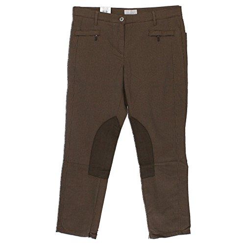 Brax, Damen Jeans Hose, Alexa,Stretchtwill,braun hahnentritt [17705] braun hahnentritt