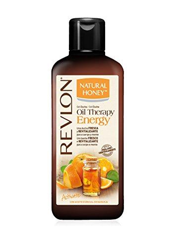 Revlon - Aceite Terapia Relax Tratamiento Gel con Aceite de Naranja - 65 ml