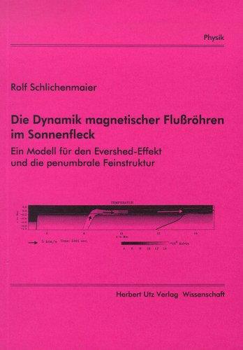 Die Dynamik magnetischer Flußröhren im Sonnenfleck Ein Modell für den Evershed-Effekt und die penumbrale Feinstruktur