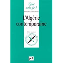 L'Algérie contemporaine