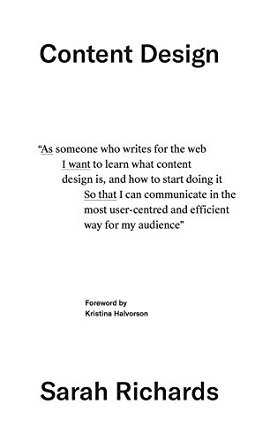 Content Design (English Edition)