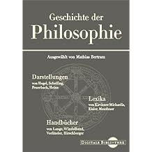 Geschichte der Philosophie (Digitale Bibliothek 3)