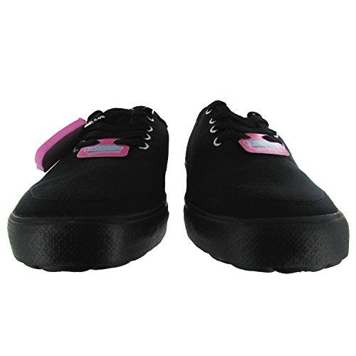 Skechers GO VulcStrand Damen Sneakers Black