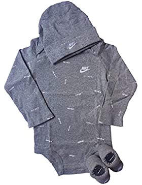 Nike Baby-Set Mütze Strampler Socken 3.TLG Boys