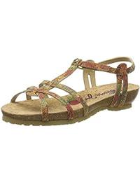 61bc51cce Amazon.es  Velcro - Sandalias de vestir   Zapatos para mujer ...
