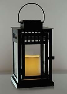 solar laterne inkl led kerze elektronik. Black Bedroom Furniture Sets. Home Design Ideas