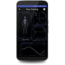 Flow HRV Monitor and Biofeedback–Kabellose Android-Gerät für Entspannung und Fokus-Training