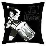 KLDECOR Joy Division an Ideal for Living Decorative Cushion Cover Pillow Covers Case Pillowcases Kissenbezüge (45cmx45cm)