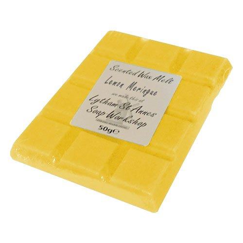 Lemon Meringue Wax Melt Bar