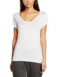 Calvin Klein 000qs5490e, T-Shirt de Sport Femme