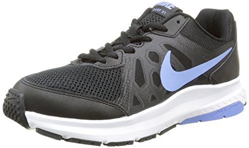 Nike Dart 11, Running femme Noir (Black/Chalk Blue/Black/White 040)