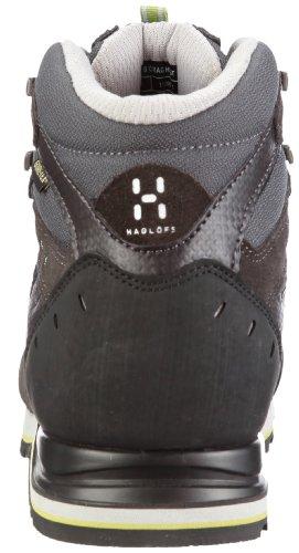 Haglöfs Crag Hi GT 491020, Scarpe sportive uomo Grigio (Grau (GRAPHITE/BUDGIE GREE 638))