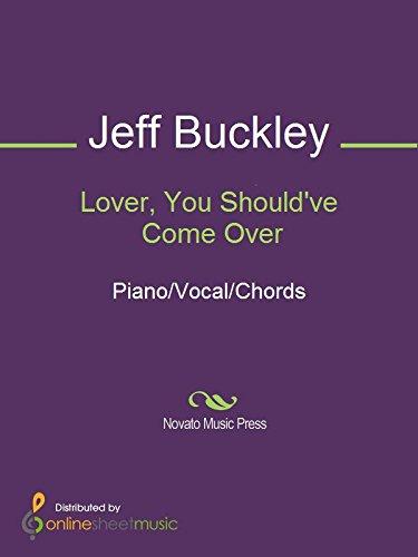 Lover You Shouldve Come Over Ebook Jamie Cullum Jeff Buckley