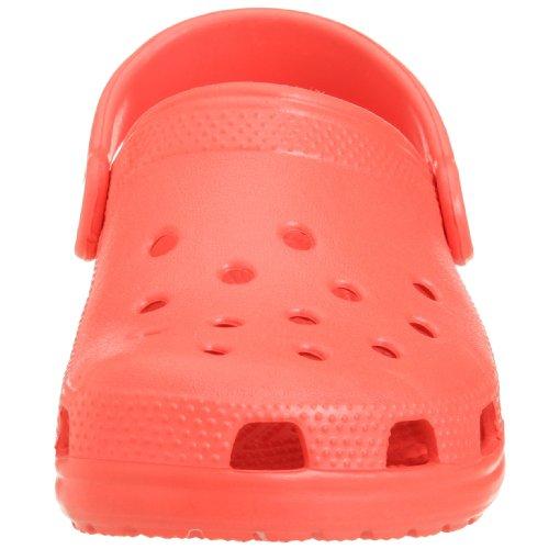 Crocs Classic Kids, Sabots Mixte Enfant Rouge (Pulse)