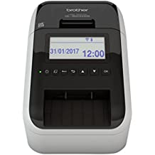 Brother QL820NWB, impresora de etiquetas profesional en red