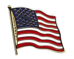 flaggen pin fahne usa neu pins anstecknadel k che haushalt. Black Bedroom Furniture Sets. Home Design Ideas