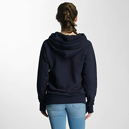 Hooded CLASSIC Anthracite Blau