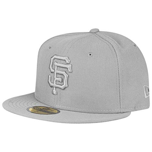 New Era San Francisco Giants League Essential MLB Cap 59fifty 5950 Fitted Men Special Limited Edition - San Francisco Giants-fan