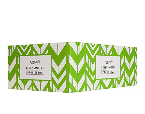 Preisvergleich Produktbild Amazon Probierbox Kaffee,  Nespresso-kompatible Kapseln