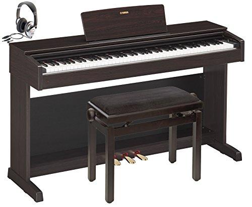 epiano Yamaha ydp143legno di rosa, Digital Piano Set