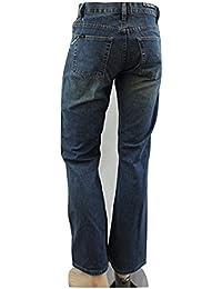 "FIRETRAP ""BLACKSEAL"" Wash Straight Leg Jeans"