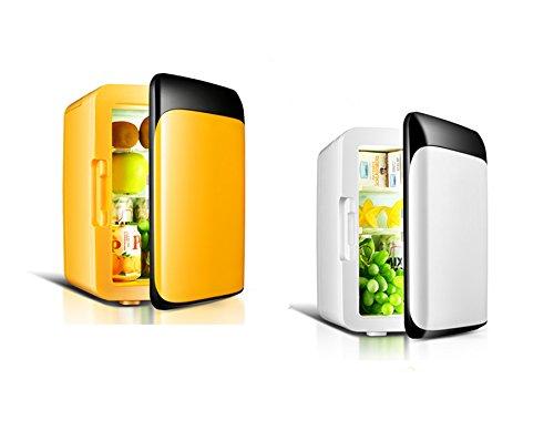 10L-Auto-Khlschrank-Mini-Khlschrank-12-V-Auto-Khlbox-HeiKalt-mit-doppeltem-Verwendungszweck-HomeAuto-Tragbar-Edelstahlsplbecken-klein-Gefrierschrank-kalt-und-warm-Inkubator