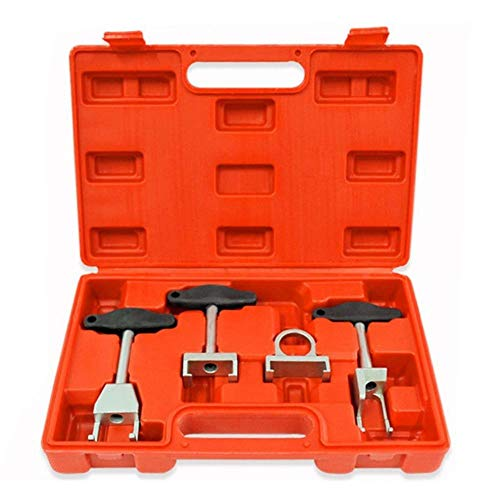 4pcs Professional Ignition Coil Remover Puller Tools Set with Carry Case Car Repair Tools -