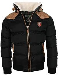 Geographical Norway warme Winterjacke Designer Herren Winter Stepp Jacke 1e6ec4a7c4