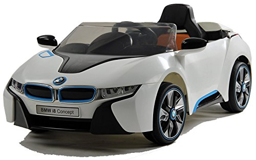 BMW i8 elektrisches Kinderauto