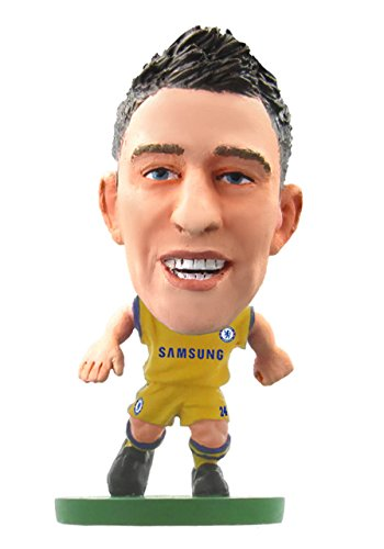 Creative Toys Company - Soccerstarz - Chelsea Gary Cahill **AWAY KIT** (2015 version) /Figures (1 TOYS) -