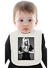 Britney Spears Hot Candies Organic Baby Bib With Ties