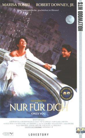 Nur für Dich - Only You [VHS]