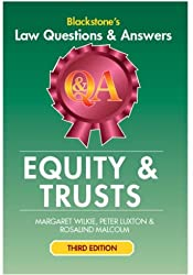 Law Questions and Answers - Equity and Trusts, 3rd Ed.