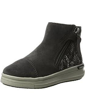 Geox Aveup B, Sneaker a Collo Alto Bambina