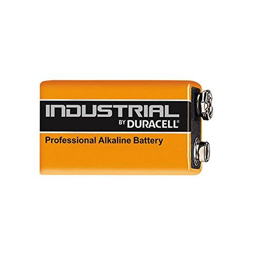 Duracell la batterie 9 V d'îlot Industrial/MN1604