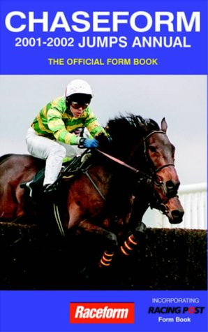 Chaseform Jumps Annual 2001-2002: The Official Form Book