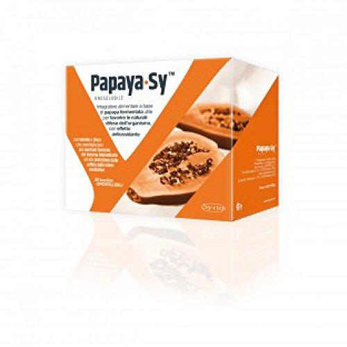 Syrio Papaya-sy Integratore Alimentare 20 Bustine