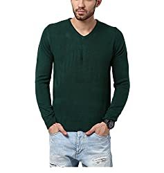 Yepme Alder Sweater - Green - YPMSWEATER0085_XL