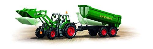 Ferngesteuerter Traktor Fendt Farmer – Dickie - 6
