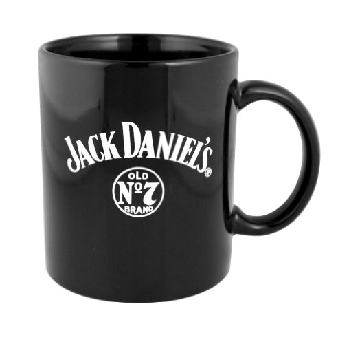 Jack Daniel's Kaffeetasse, lizenziert