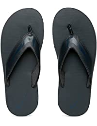 34bc546f834bcb Nike Men s Anthracite and Armory Navy Chroma Thoung 5 Flip Flops (833808 -015)
