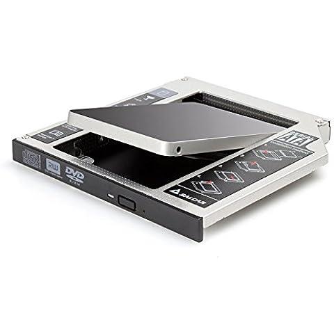 Salcar® - Adaptador de disco duro SATA 2,5