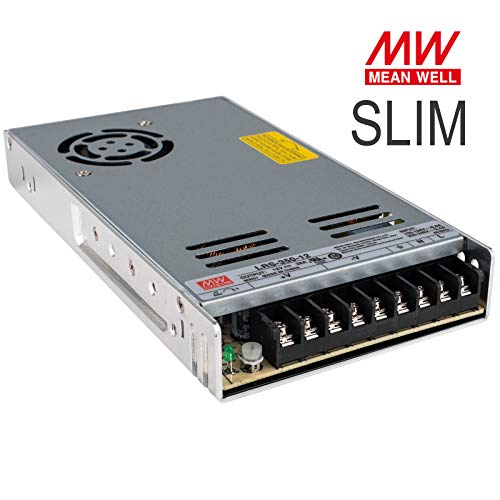 Professionelles Netzteil Slim Transformator stabilisiert 220V bis 12V LED