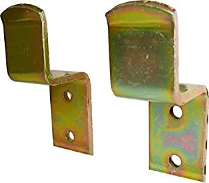 Industrielle De Sedan - Support Barre Securite 30 Bichromate Sb2