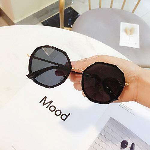 Sonnenbrille Damen Persönlichkeit rundes Gesicht schlanke Sonnenbrille weiblichen koreanischen Mode UV-Schutz Sonnenschirm Brille Outdoor-Sport eyewear-5