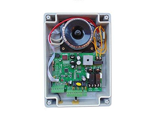 Steuerung mit Gehäuse und Trafo für 24V Flügeltorantriebe inkl Handsender mit Display
