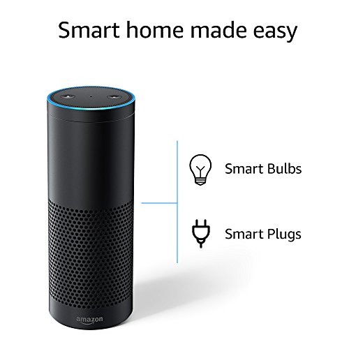 Echo Plus with built in smart home hub - Voice control your music, Make calls, Get news, weather & more, Powered by Dolby - Black