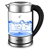 #8: Home Puff H301 1.7 Litre Electric Kettle (Silver)